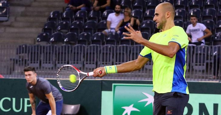 ATP Basel: Copil joacă în finala calificărilor
