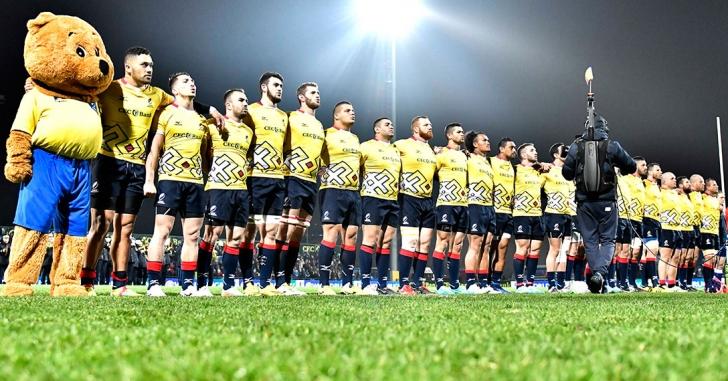 Au fost desemnați arbitrii care vor conduce partidele test World Rugby din luna noiembrie ale Stejarilor