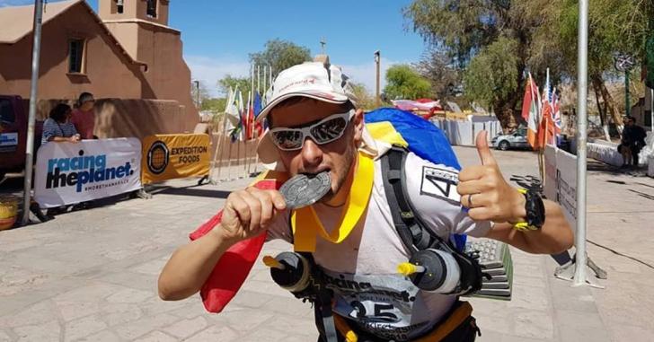 Andrei Gligor, ultramaratonistul care aleargă pentru copiii cu autism