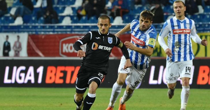 Liga 1: Juveții defilează în Copou