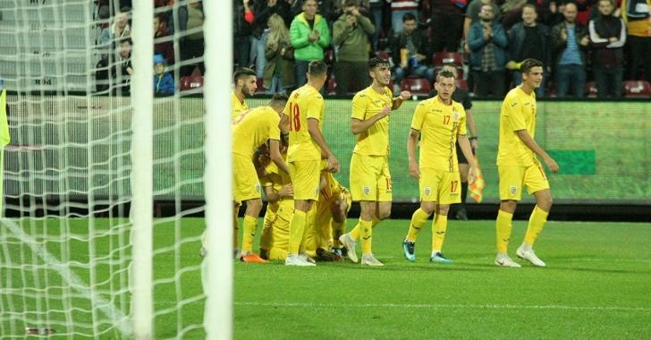 Tricolorii U21 convocați pentru meciul amical cu Belgia