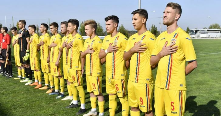 Naționala U19 a ajuns în Bulgaria pentru turneul de calificare la Turul de Elită