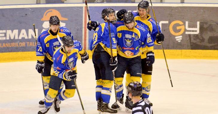 CNS: Spectacol pe gheață și victorie în prelungiri pentru Corona