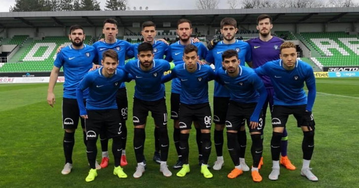Meci amical: Ludogorets Razgrad - FC Viitorul 0-2
