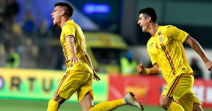 Pe cine pot întâlni tricolorii U21 la EURO 2019