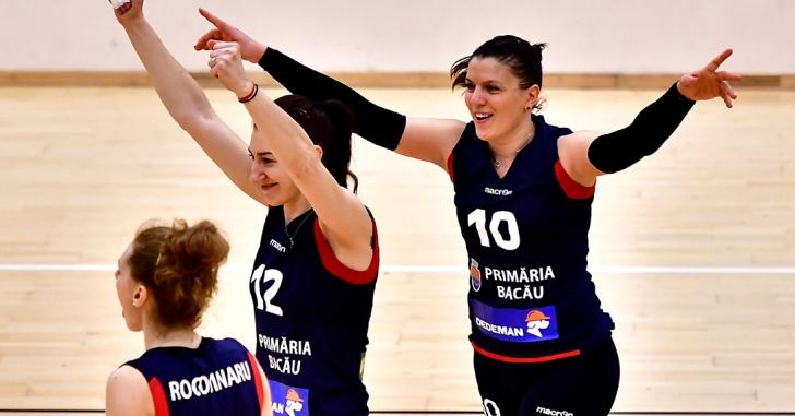 CEV Cup: Două echipe românești trec în faza următoare