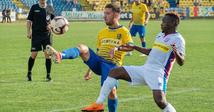 Liga 1: Botoșaniul învinge și mai speră