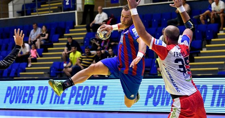 SEHA League: Steaua pierde pe terenul campioanei Serbiei