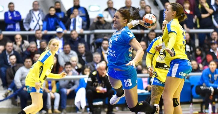 Cupa EHF: Victorie importantă pentru deținătoarea trofeului