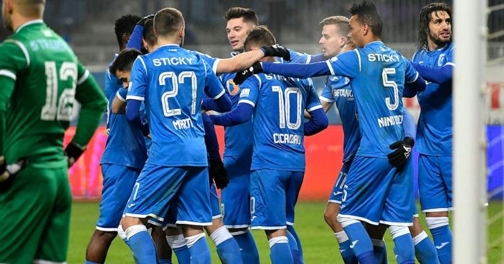 Universitatea Craiova a anunțat programul meciurilor amicale din cantonament