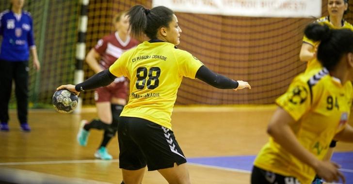 Cupa EHF: Cisnădiencele cedează pe teren propriu
