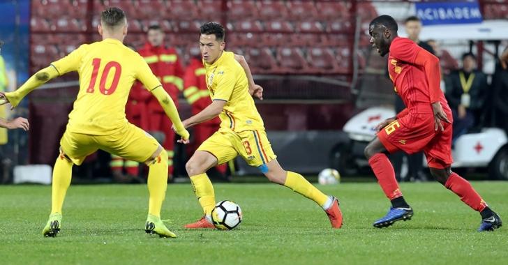 Tricolorii U21 pregătesc EURO 2019 cu Spania și Danemarca