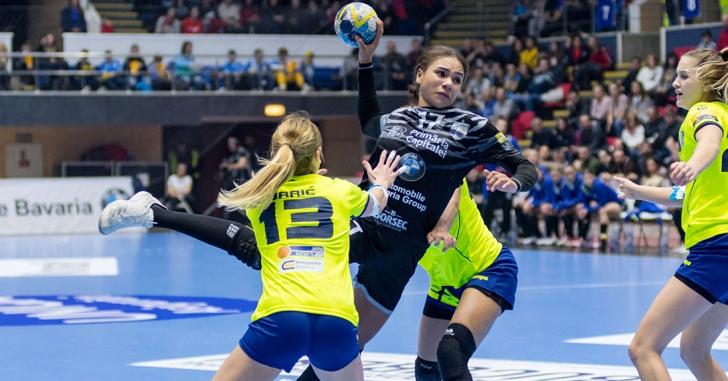 EHF Champions League: Victoria care readuce liniștea