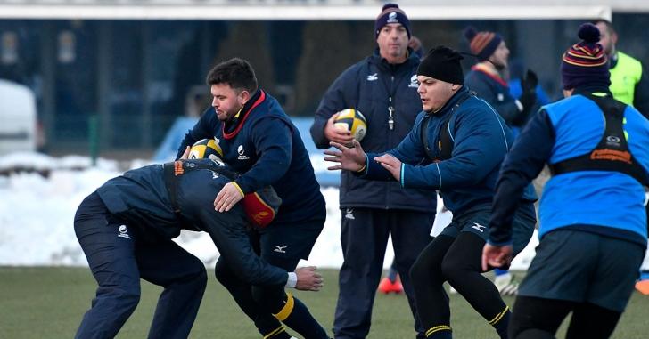 Stejarii se reunesc pentru debutul în Rugby Europe International Championship 2019