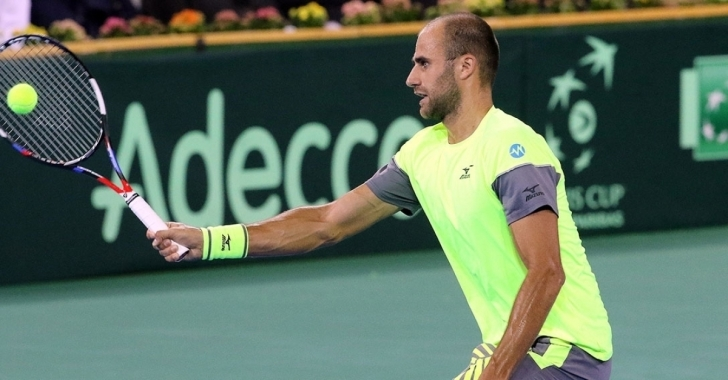 ATP Sofia: Copil iese în turul secund
