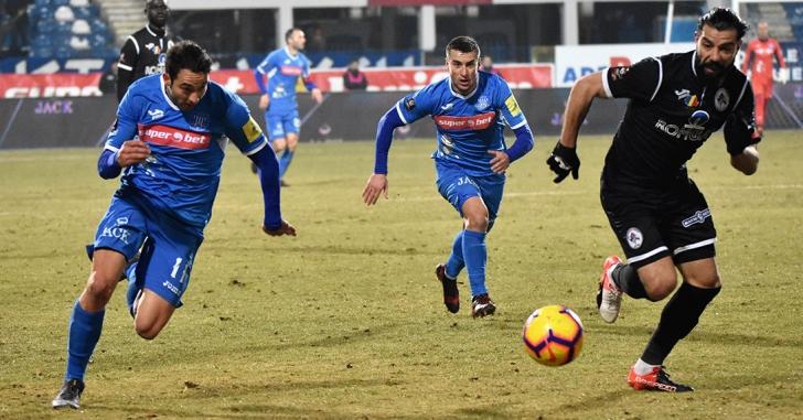 Liga 1: Ieșenii țin aproape de zona play-off