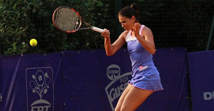 WTA Dubai: Eliminări în proba de dublu