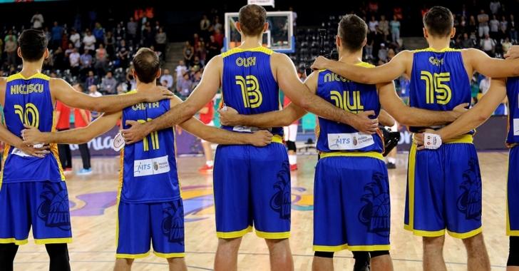 Cei 12 Vulturi pentru meciul cu Macedonia din cadrul FIBA EuroBasket 2021 Pre-Qualifiers