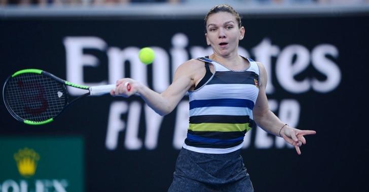 WTA Dubai: Halep recidivează cu Tsurenko