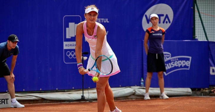 WTA Budapesta: Două românce în sferturile probei de simplu
