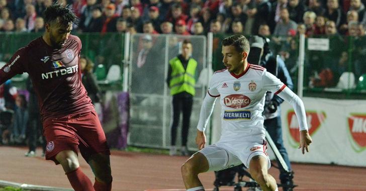 Cupa României: Golul lui Costache califică CFR-ul