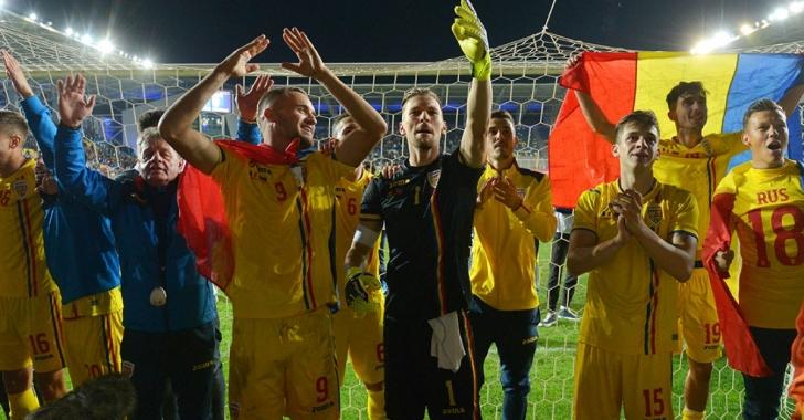 Opt stranieri U21 pe lista preliminară a jucătorilor convocați pentru cantonamentul din Spania