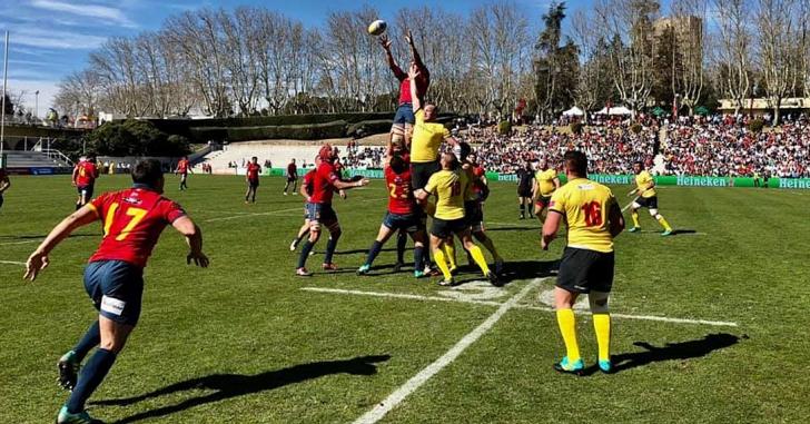 Rugby Europe Championship: România a pierdut în fața Spaniei