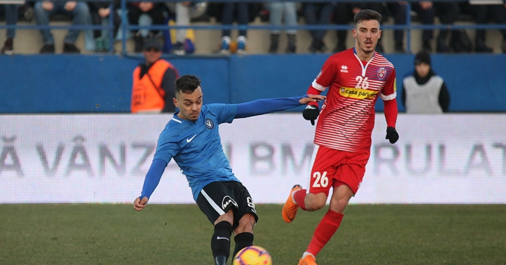 Liga 1: Houri înscrie golul de play-off