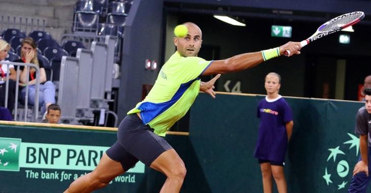 ATP Indian Wells: Copil pierde în fața lui Albot