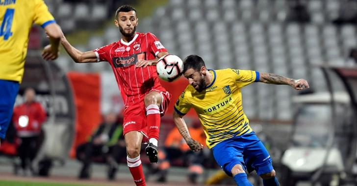Liga 1: Dinamo pornește cu dreptul în play-out