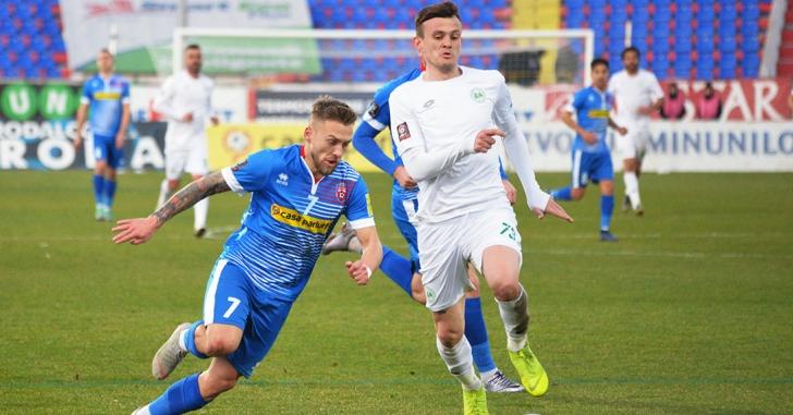 Liga 1: Remiză fără gol, Concordia pleacă cu punct de la Botoșani