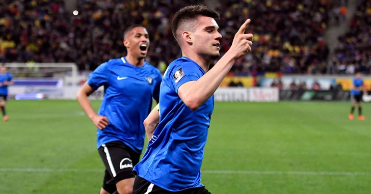 Liga 1: Ianis Hagi își conduce colegii către o victorie importantă