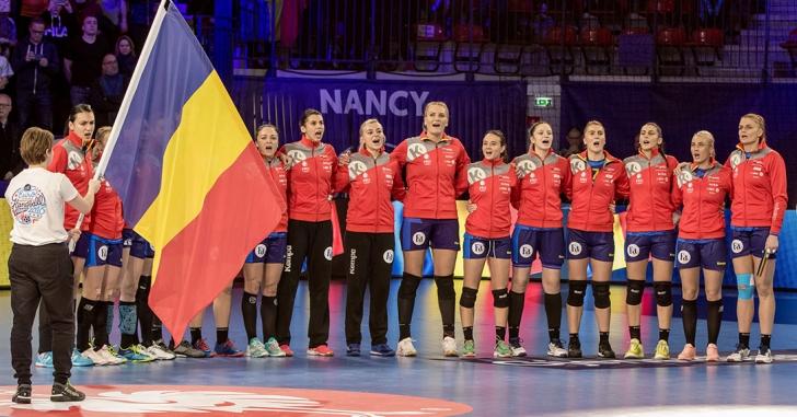 România, cap de serie la tragerea la sorți pentru EHF Euro 2020