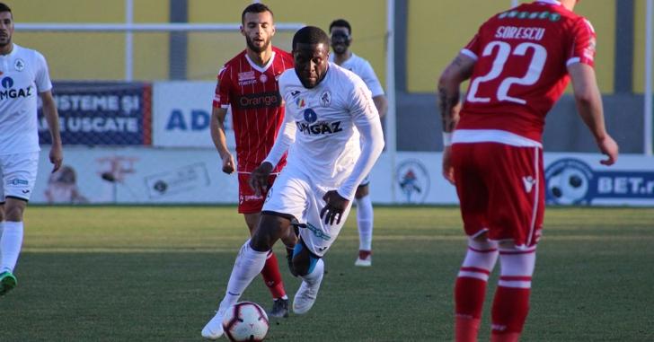 Liga 1: Gaz Metan profită de cadou și învinge Dinamo