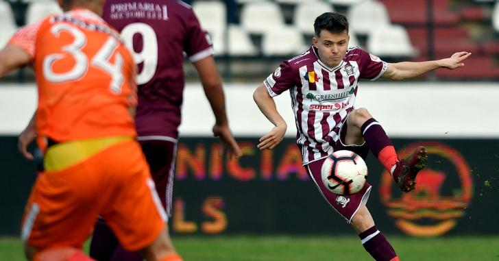 Liga 3: Drăghiceanu aduce trei puncte pentru Rapid