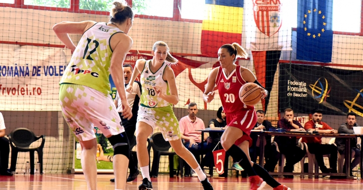 LNBF: S-au stabilit duelurile din play-off