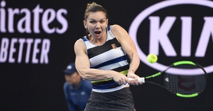 WTA Miami: O înfrângere și două fațete ale jocului Simonei Halep