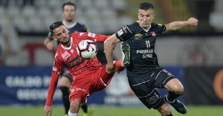 Liga 1: Două goluri în 15 minute și trei puncte pentru Dinamo