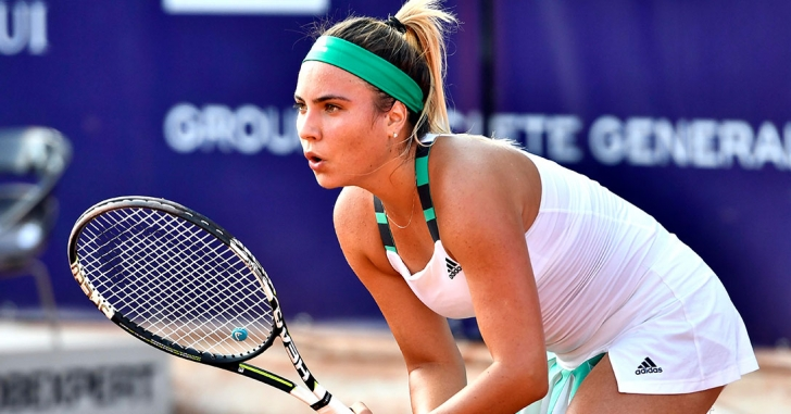 WTA Monterrey: Ruse face o figură frumoasă contra lui Muguruza