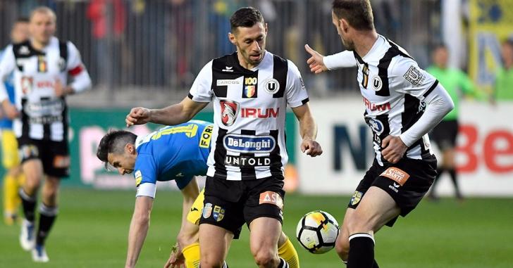 Liga 2: Decepție la Cluj