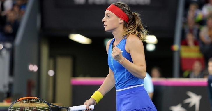 WTA Bogota: Ana Bogdan avansează în optimi