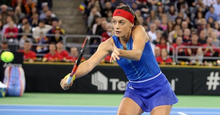 WTA Bogota: Final de parcurs pentru jucătoarele tricolore