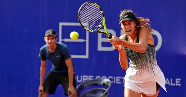 WTA Lugano: Finală cu românce în proba de dublu