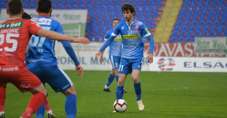Liga 1: Fabbrini aduce trei puncte mari pentru FC Botoșani