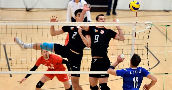 DA1M: Trei seturi câștigate la limită de Dinamo