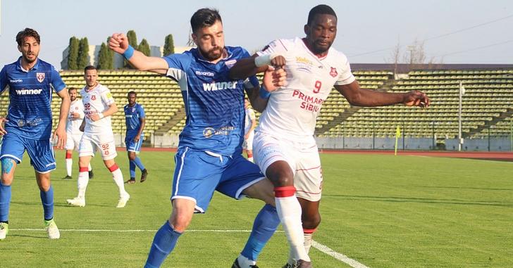 Liga 1: Indecizia lui Tsoumou parafează remiza în Trivale