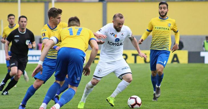 Liga 1: Fără gol la Mediaș