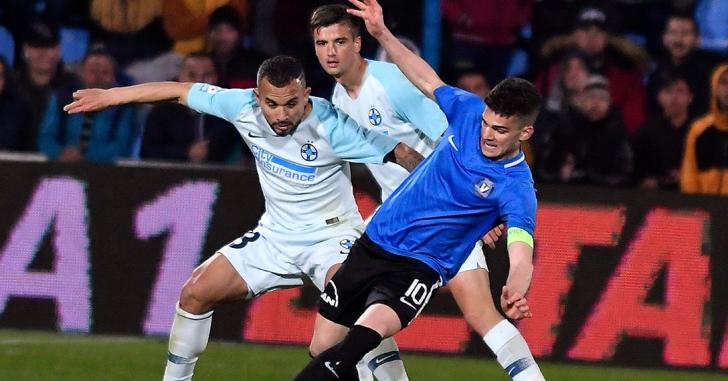 Liga 1: Golul lui Ianis Hagi frânează FCSB în cursa pentru titlu
