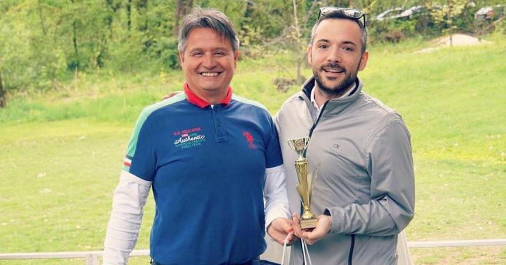 Italianul Andrea Piccin câștigă ediția a patra a competiției de golf Cupa București Domni