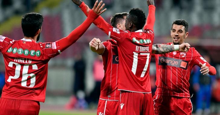 Liga 1: N'Diaye aduce victoria aproape de final